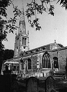 All Saints' Church, St Ives