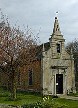 Little Gidding Church