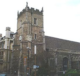 St Botolph's Church, Cambridge