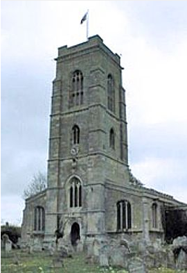 The Church of All Saints, Elton, Near Peterborough