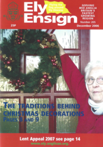 Christmas plants front cover